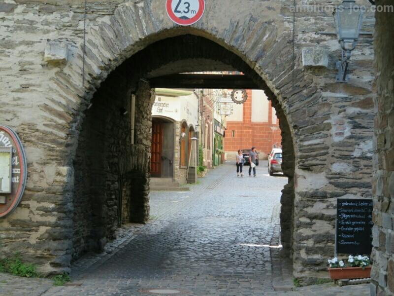 バッハラッハの入り口