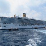 個人予約の地中海クルーズ【搭乗編】ベネチア乗り場へのアクセスとチェックイン