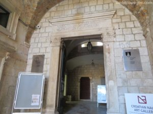 dominican monastery gate