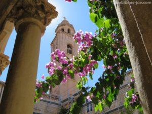 dominican monastery garden