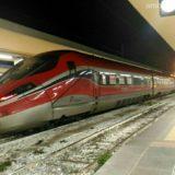 【イタリア国鉄】フレッチャロッサ遅延時の乗換対応と払戻し
