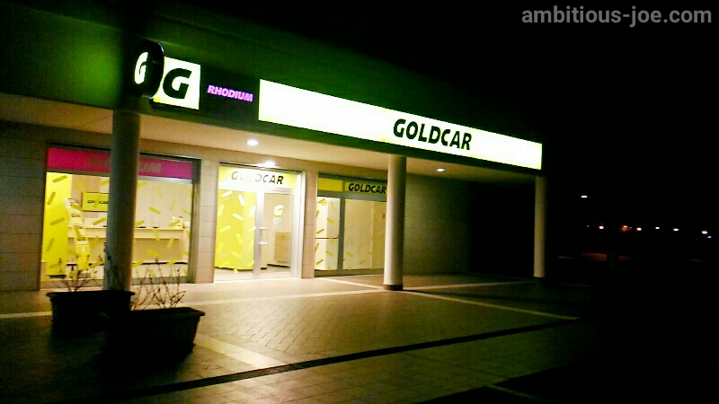 goldcar shop bari