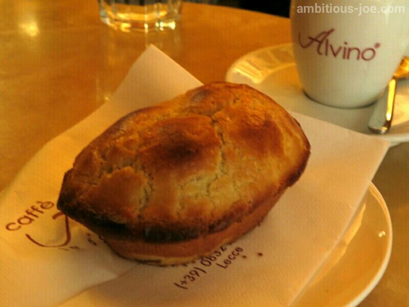 カフェ・アルヴィーノのパスティチョット