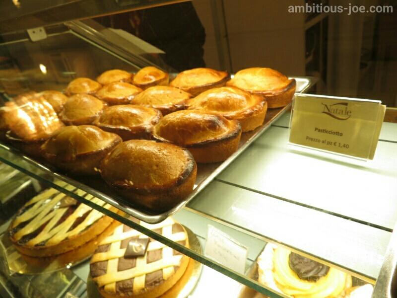 ケーキ屋・ナターレのパスティチョット