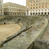レッチェ・ローマ遺跡