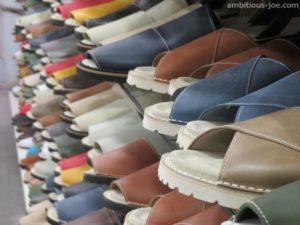 menorca sandal