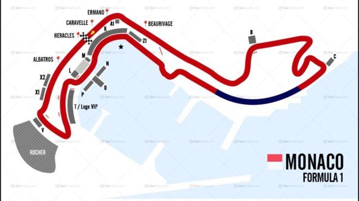 モナコグランプリ座席全まとめ:チケットを買う方へお勧め座席と買い方解説