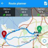 パリからモンサンミッシェルへ車でお得に:車/ガス/高速/駐車場代を公開