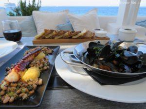 Compass Mykonos Restaurant