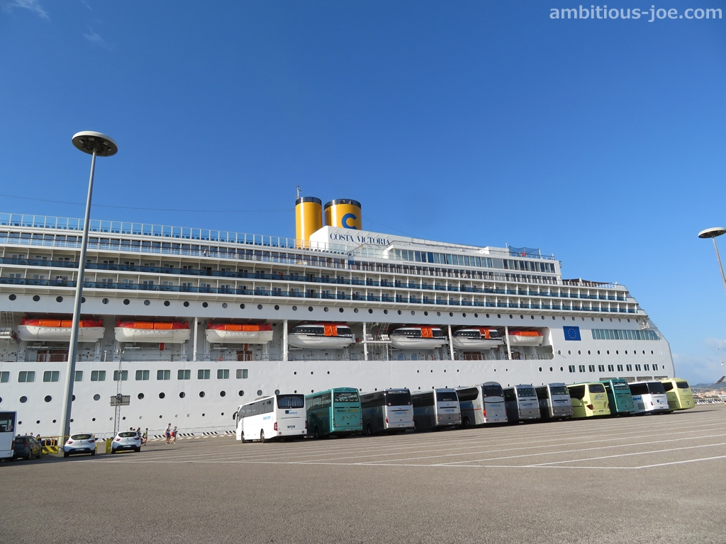 olbia cruise port