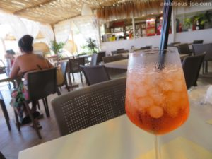 la cinta beach restaurant