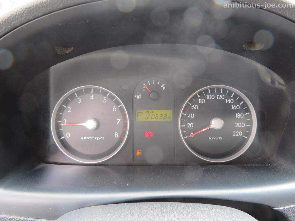 santorini rental car meter