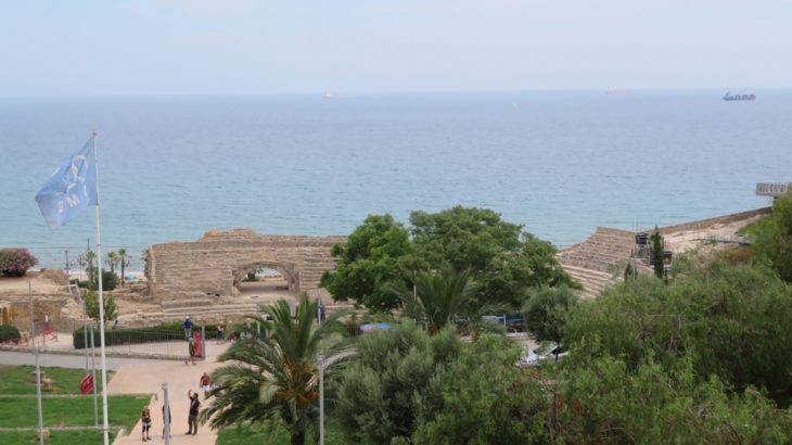 クルーズ寄港地、スペイン・タラゴナの闘技場、水道橋遺跡