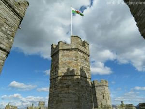 Caernarfon城 塔