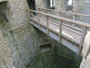 Caernarfon城 橋