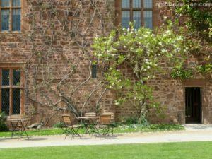 Powis Castle外壁