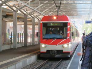 zermatt-train