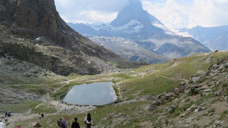 Riffelsee & Matterhorn